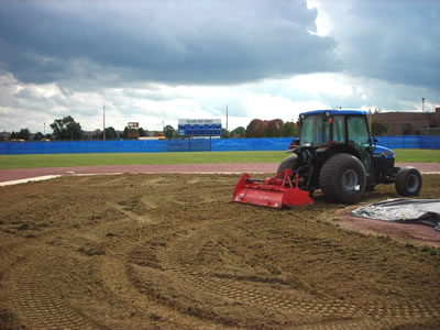 Hilliard Davidson High School Baseball - Before