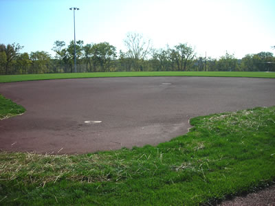 Mason Softball Field #4 - after